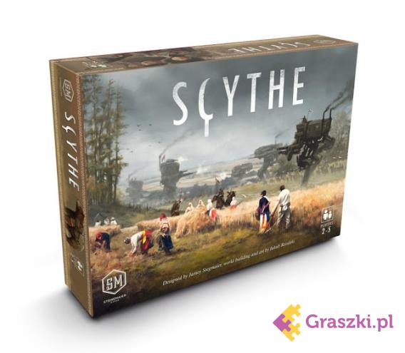 Scythe PL (dostawa gratis)